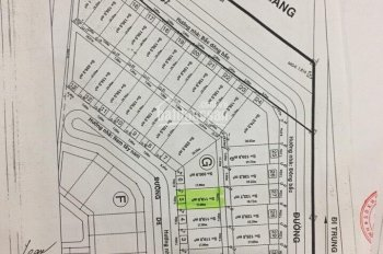Chính chủ bán nền G05 Cotec Phú Gia diện tích 117m2 giá 25tr/m2, hướng TN, LH 0938.940.890 Ms Khoa