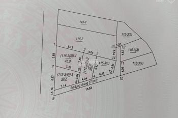 Bán đất Việt Hưng, gần Vimcom - diện tích: 45m2, MT 5,9m. Giá 2.63 tỷ