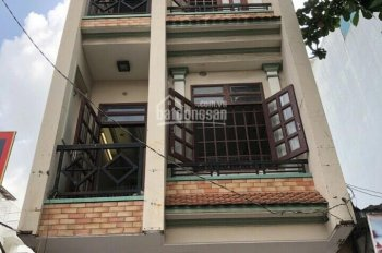 Nhà MT Hưng Phú, P8, Q8 - DT: 3,3 x 21,2m, nở hậu: 3,8m, 14,5 tỷ