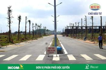 Bán đất nền 125m2, mặt tiền đường 24m trung tâm TP Quảng Ngãi, giá chỉ 599tr