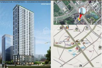 Phòng kinh doanh chủ đầu tư Vinata Tower Khuất Duy Tiến