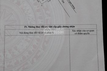 Bán đất hẻm 234/6 đường 30/4 Vũng Tàu, DT: 6x11m sổ hồng 2019, giá 2,25 tỷ