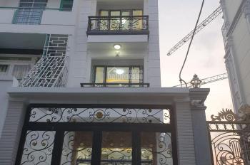Bán nhà mặt hẻm 141 gần Phạm Hùng, 1 trệt 3 lầu