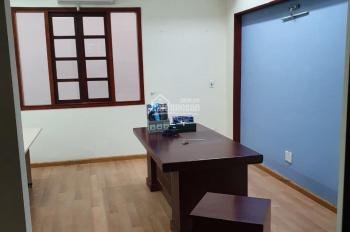 Cho thuê nhà ngõ ô tô làm văn phòng, lớp học tại Thái Hà, Đống Đa. DT: 116 m2 * 5 tầng, MT: 5m