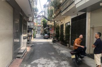Bán 280m2 đất trong ngõ phố Trần Thái Tông, Dịch Vọng, Cầu Giấy. Giá 60tr/m2