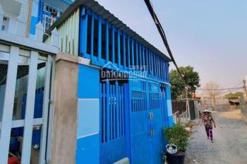 Cần bán nhà phố 165m2 1 trệt, 1 lầu gần UBND Đa Phước giấy tờ đầy đủ dọn vào ở ngay