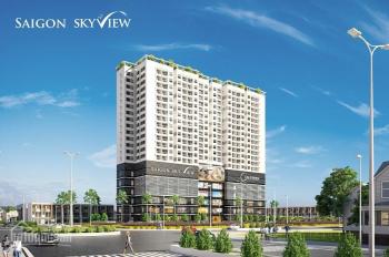 Chính chủ bán gấp CH Sky View tầng 18, 2PN, TT 378tr sang nhượng, giá 1.848tỷ hướng Nam