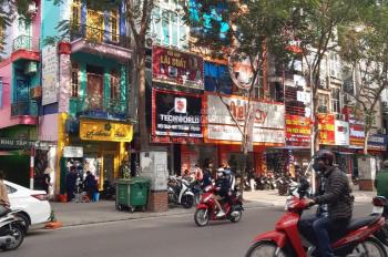 Bán nhà MP Khâm Thiên, Quận Đống Đa 68.4m2, MT 4.3m 3T vị trí vip KD đỉnh cao 18.8 tỷ 0913357536