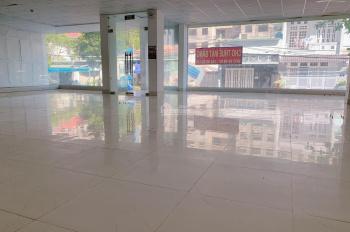 Cho thuê mặt bằng trống suốt 150m2 kinh doanh spa, nail, VP, kho hàng, cafe. Giá 24tr/th