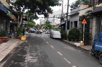 Nhà mặt tiền Lê Lư, Tân Phú diện tích 4.27x20m nở hậu 4.5m giá rẻ đang cho thuê 12 triệu 1 tháng