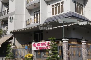 Cho thuê nhà mặt tiền Tôn Thất Tùng, P.Bến Thành, Quận 1, nhà 4 tầng, 8x20m, giá 414tr/th