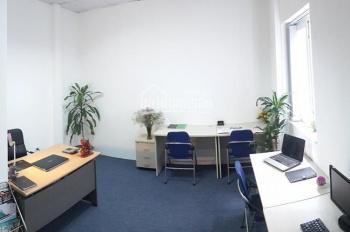 Cho thuê văn phòng Chùa Láng, 40m2 setup đầy đủ, gần Nguyễn Chí Thanh - Chùa Láng - Đống Đa