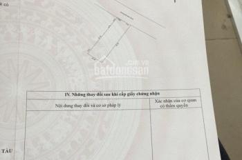 Bán lô đất đẹp 305.2m2 ngang 10m phố Phó Đức Chính, Bãi Sau TP Vũng Tàu