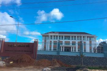 Bán đất cạnh quảng trường Buôn Hồ - cạnh trung tâm hành chính giá chỉ 518 triệu/ nền
