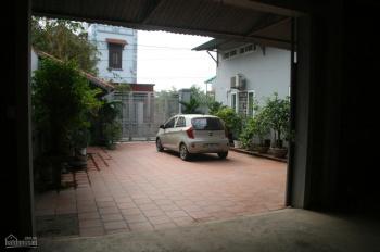 Bán đất SĐCC có nhà xưởng sản xuất và Văn phòng làm việc tại Cự Khối, Long Biên, Hà Nội