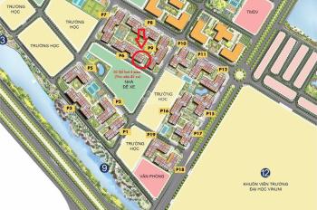 Cho thuê kiot shophouse chân đế tòa S2.06 đông dân nhất dự án Vinhomes Ocean Park. LH 0942.606.222