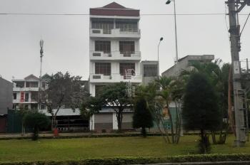 Bán nhà 5 tầng mặt đường Trường Chinh
