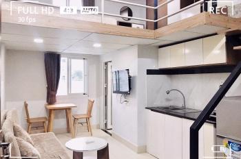 Cho thuê chung cư mini Nguyễn Thị Thập full NT Q7 - cạnh Lotte, TDT, RMIT- sát Q4 Q1 - ban công đẹp