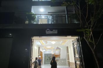 Bán nhà đường Huỳnh Tấn Phát DT sàn 295m2, 3 lầu, cao cấp, gara đậu ô tô, 4PN, sân thượng, 5,8 tỷ