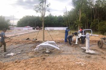 Đất nền đã có sổ ngay trung tâm xã An Nhơn Tây, ngay bệnh viện Củ Chi, giá 13 tr/m2. LH: 0939376157