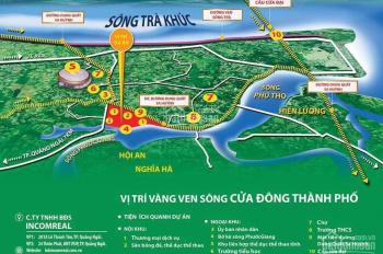 Cần bán nhanh lô đất bên sông Phước Giang