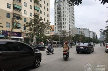 Bán gấp nhà MP Nguyễn Văn Huyên, 110m2, 9 tầng, 1 mặt phố, 2 mặt ngõ, MT: 9.1m, đầu tư quá đẹp