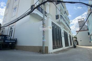 Nhà 2 lầu góc 2 mặt tiền xây mới 130m2 DTSD sổ hồng riêng, đường 16 - Phạm Văn Đồng - sát Gigamall