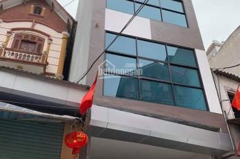 Bán nhà mặt phố Dương khuê, Phường Mai Dịch, quận Cầu Giấy. DT 60m2 x 7 tầng, có thang máy SĐCC