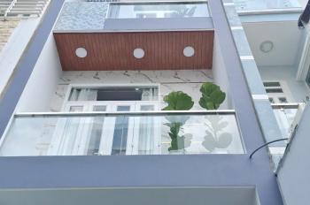 Cho thuê nhà mặt tiền Nguyễn Phi Khanh, Q1, 4x18m, 4PN, 48 triệu
