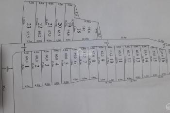 Bán đất phân lô xã Quốc Tuấn - An Dương - HP. Giá chỉ từ 200 triệu/lô có ngay hơn 50m2 đất