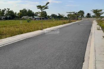 Bán lô đất 5,3x15,5m thổ cư 81m2 đường trải nhựa. Cách Đường Bình Mỹ chỉ vài trăm mét