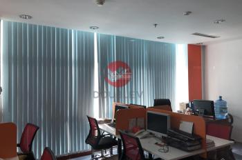 Văn phòng cho thuê Q1, 42m2, vuông vức, trần sàn hoàn thiện, vị trí tốt giá rẻ. LH 0933725535 Phong