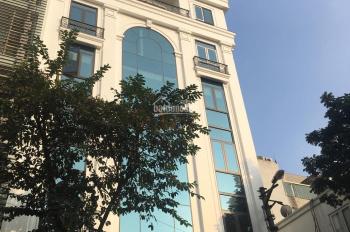 Bán nhà phố Nguyễn Ngọc Vũ Cầu Giấy 66m2, 8 tầng, mặt tiền 5,2m, giá 13.5 tỷ kinh doanh, văn phòng