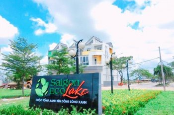 Nhận mua bán ký gửi đất nền khu dân cư Daresco (Saigon Ecolake) Đức Hòa, Long An: LH 0971.3333.75
