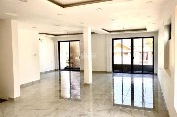 Cho thuê nhà mặt phố P. An Phú, Quận 2. Đường Nguyễn Hoàng: 7x20m, hầm, 3 lầu, Tín 0983960579