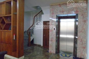 Bán nhà mặt ngõ Thái Hà, Trung Liệt, Đống Đa DT 100m2 x 9T thang máy mới đẹp giá 19,5 tỷ