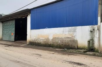 Khu đất có xưởng đẹp tại Hoà Thạch, Quốc Oai đang cần bán gấp