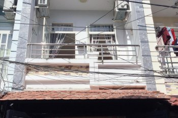 Cho thuê nhà 3,5x14m, 1 lầu, 2PN, hẻm 1632 Lê Văn Lương, full nội thất