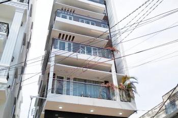 Bán CHDV mặt tiền Phan Văn Hân, P. 17, Bình Thạnh. Hầm 7 tầng 22 phòng HĐT 100tr/th giá 26,5 tỷ