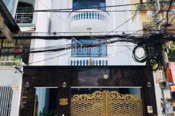 Bán Nhà Mới MT Trần Khánh Dư - Nguyễn Văn Nguyễn P.Tân định Q1 DT 4x10m trệt 3 lầu giá chỉ 13 tỷ