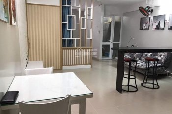 Cần bán gấp căn hộ chung cư Hiệp Thành 3, DT 46m2, full nội thất