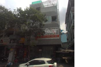 Nhà góc 2 MT đường Lê Hồng Phong, P12, Q10. 9 x 13m, trệt 3 lầu