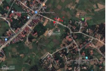 Bán đất MĐ Thôn Sen Trì, cách QL 419 chỉ 100m, đường 2 ô tô, 1,4 tỷ, 110m2, MT 5m, gần KCNC Hòa Lạc