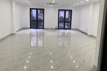 Cho thuê nhà mặt phố Trung Phụng - Xã Đàn 80m2, 9 tầng, mặt tiền 4,5m thông sàn, 90tr/th