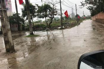 Đất đẹp giá mềm: 120m2, cách cổng thôn 2 Tân Xã 100m, sát vành đai khu CNC Hòa Lạc. LH 0866990503