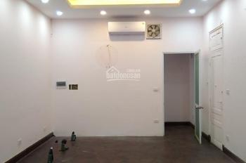 Cho thuê nhà mặt phố Ngô Thì Nhậm, 2 tầng riêng biệt, diện tích sử dụng 90m2, MT 4.5m, mới đẹp