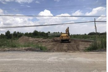 Bán 33654m2 đất ở, 2 mặt tiền đường 14m, đường ĐT 867, xã Thạnh Mỹ, huyện Tân Phước, Tiền Giang