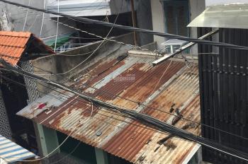 Bán nhà hẻm Dương Bá Trạc, P.2, Q.8, DT: 4.3x18m,Cấp 4, giá 5.4 tỷ(TL)Hẻm thông, ngay chợ Rạch Ông.