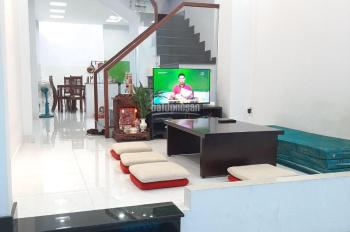 Nhà 3.5x20.5m, 2 lầu đúc, 1/ Nguyễn Văn Quá, tiện mở văn phòng, SHR, HXH