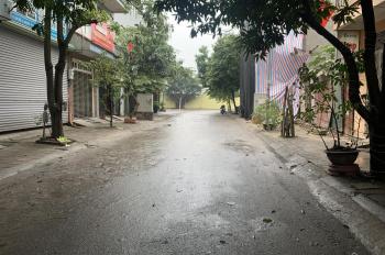 Cần tiền đầu tư bán nhà 3 tầng 2 mặt tiền view vườn hoa 40m2 tại khu TĐC Phố Trạm, Long Biên